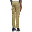 C.P. Company Beige Stretch Sateen Garment-Dyed Cargo Pants
