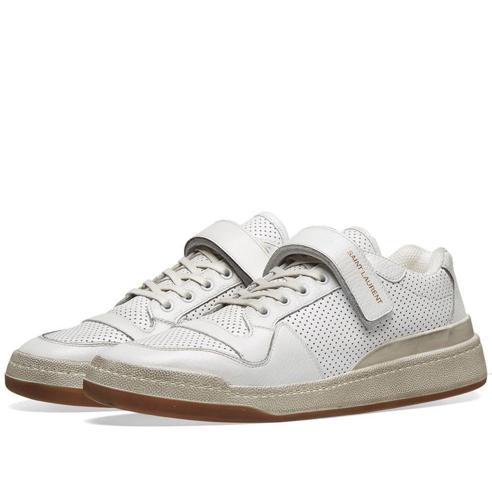 Photo: Saint Laurent SL-24 Sneaker