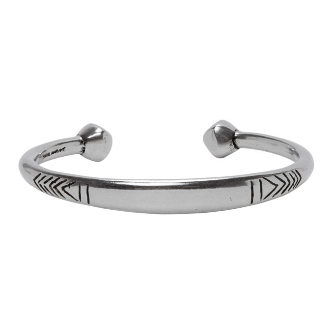 Photo: Isabel Marant Silver Summer Cuff Bracelet