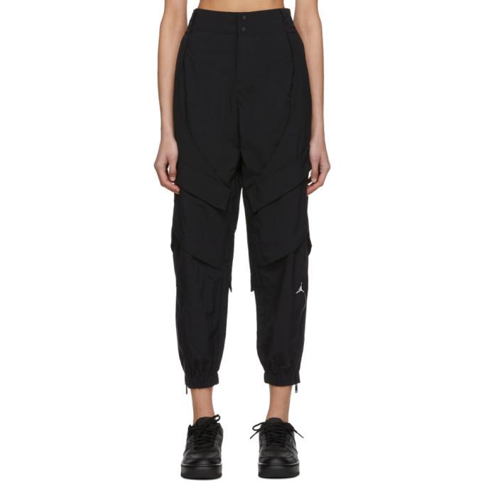 Jordan Black Utility Lounge Pants