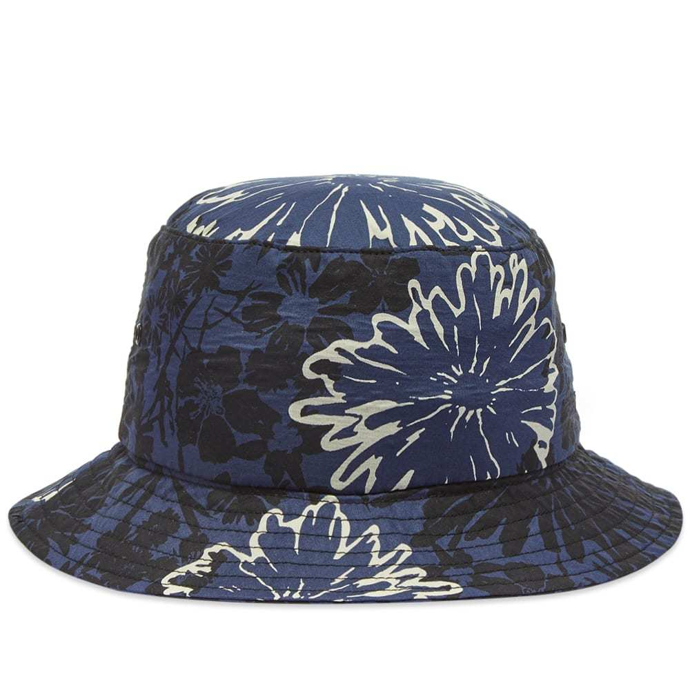 Photo: Norse Projects Flower Print Bucket Hat
