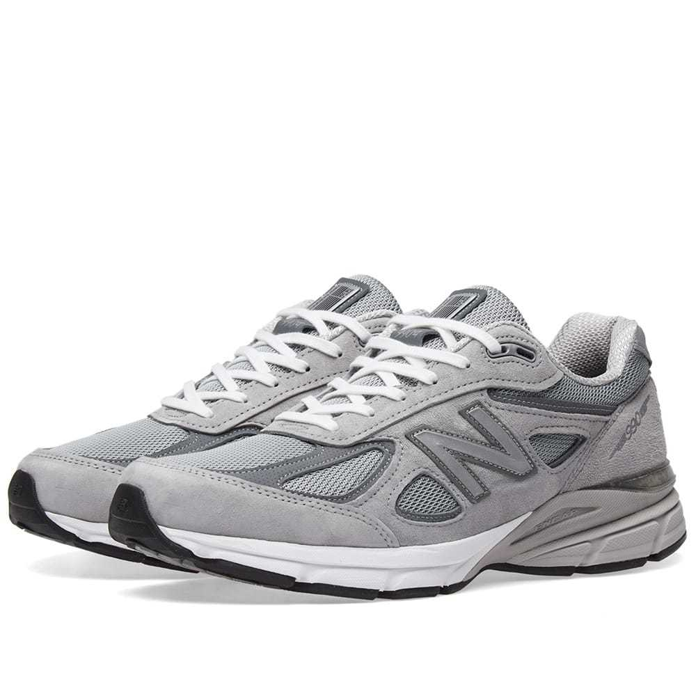 Photo: New Balance M990GL4 - Made in the USA Grey