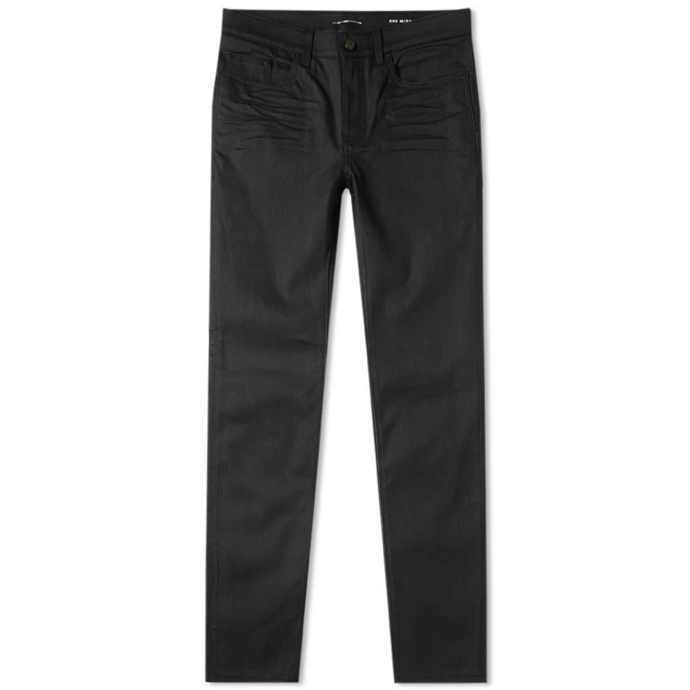 Photo: Saint Laurent Skinny Low Jean