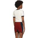 adidas Originals Off-White Paolina Russo Edition 3-Stripes T-Shirt