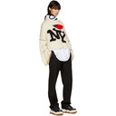 Raf Simons Off-White Oversized I Love NY Sweater