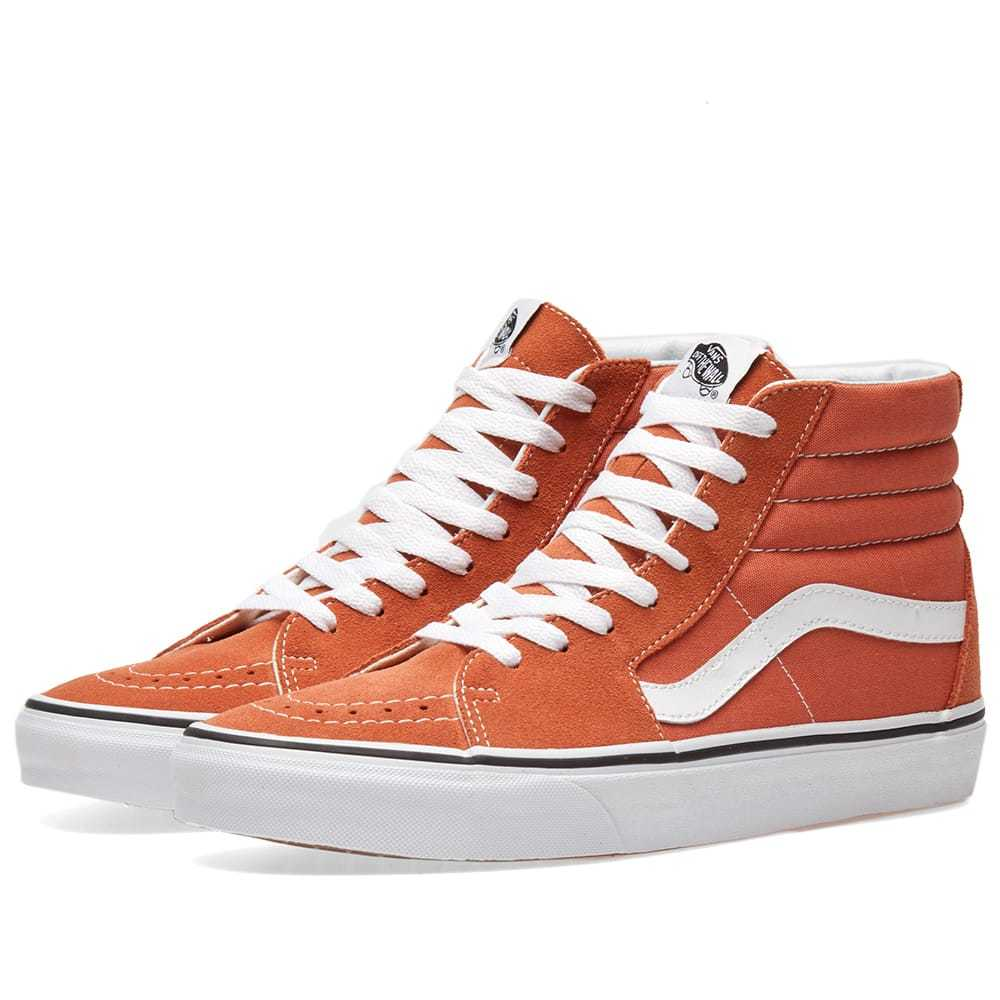 Vans SK8-Hi Orange Vans