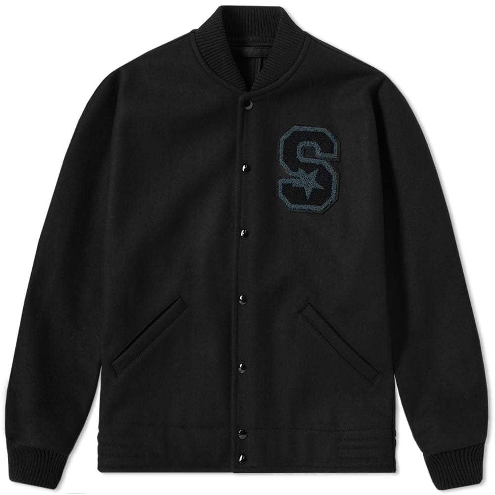 Raf Simons Kimono Bomber Jacket Black