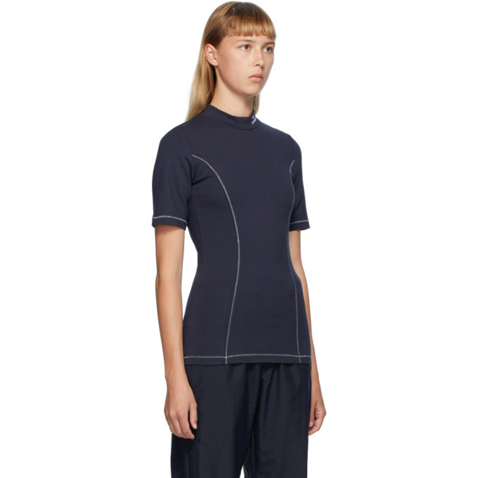 Won Hundred Navy Rebecca T-Shirt