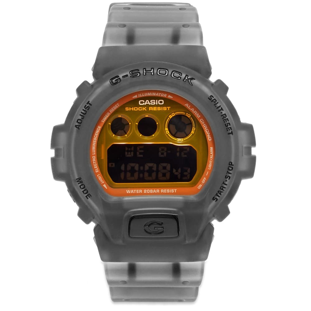 Photo: Casio G-Shock DW-6900LS See-Thru Colour Pop Watch