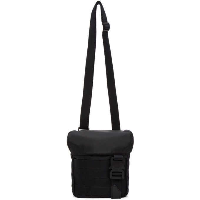 Photo: 1017 ALYX 9SM Black Military Messenger Bag