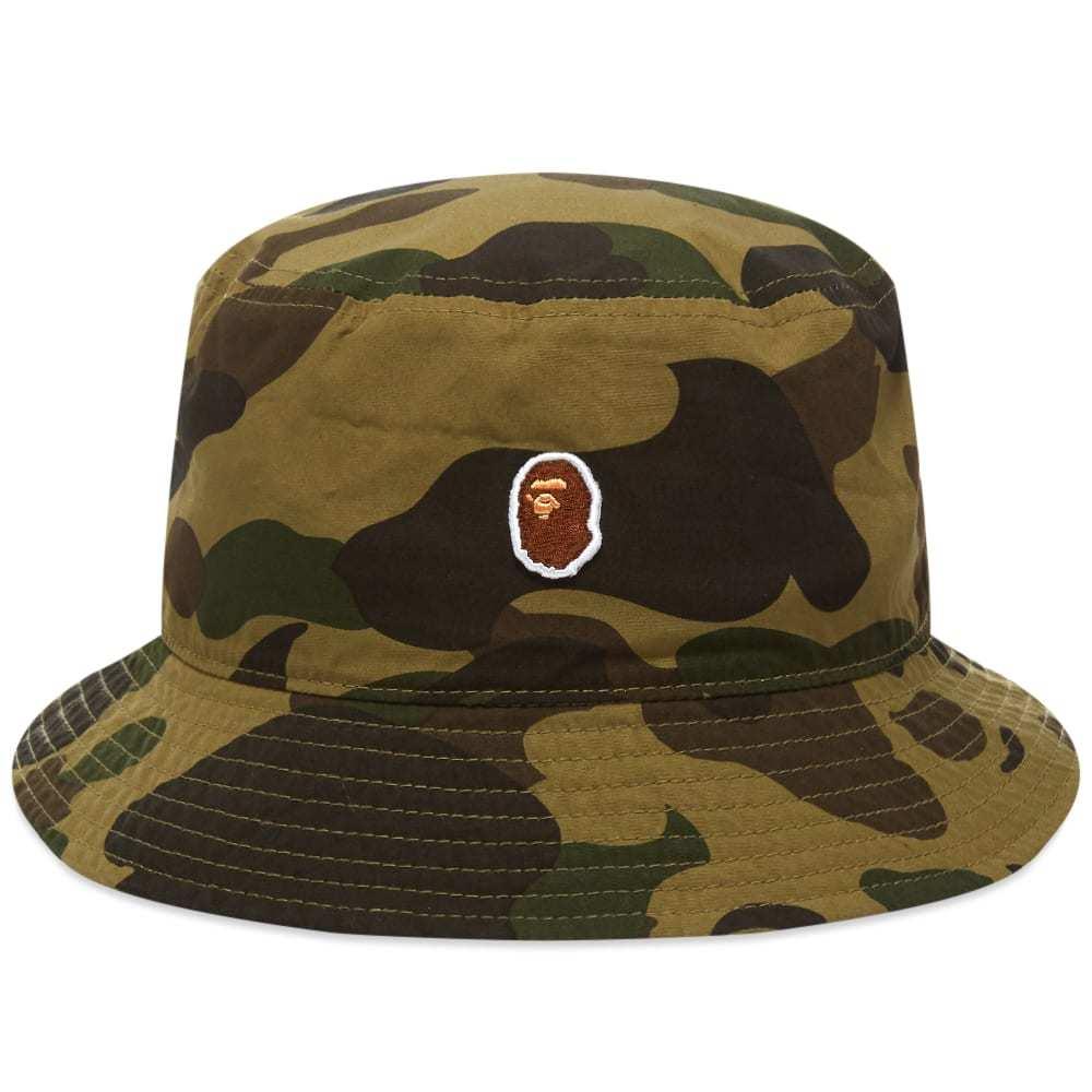 A Bathing Ape 1st Camo Bucket Hat