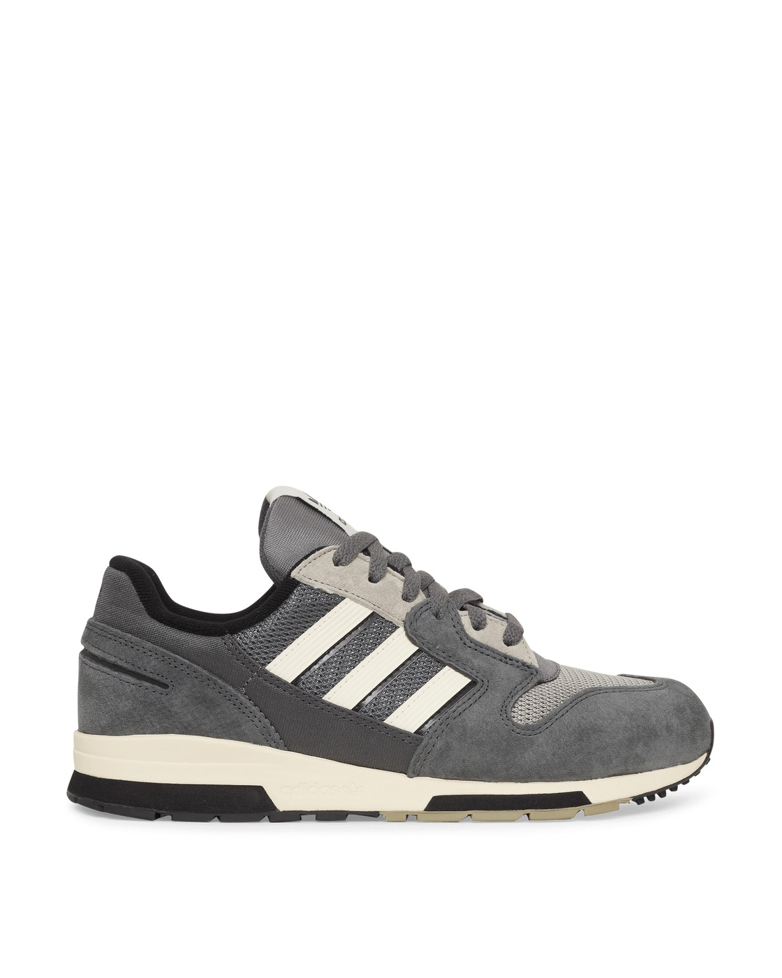 Photo: Adidas Originals Zx 420 Sneakers Grey Six/Off White