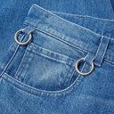 Raf Simons 2 Ring Regular Jean