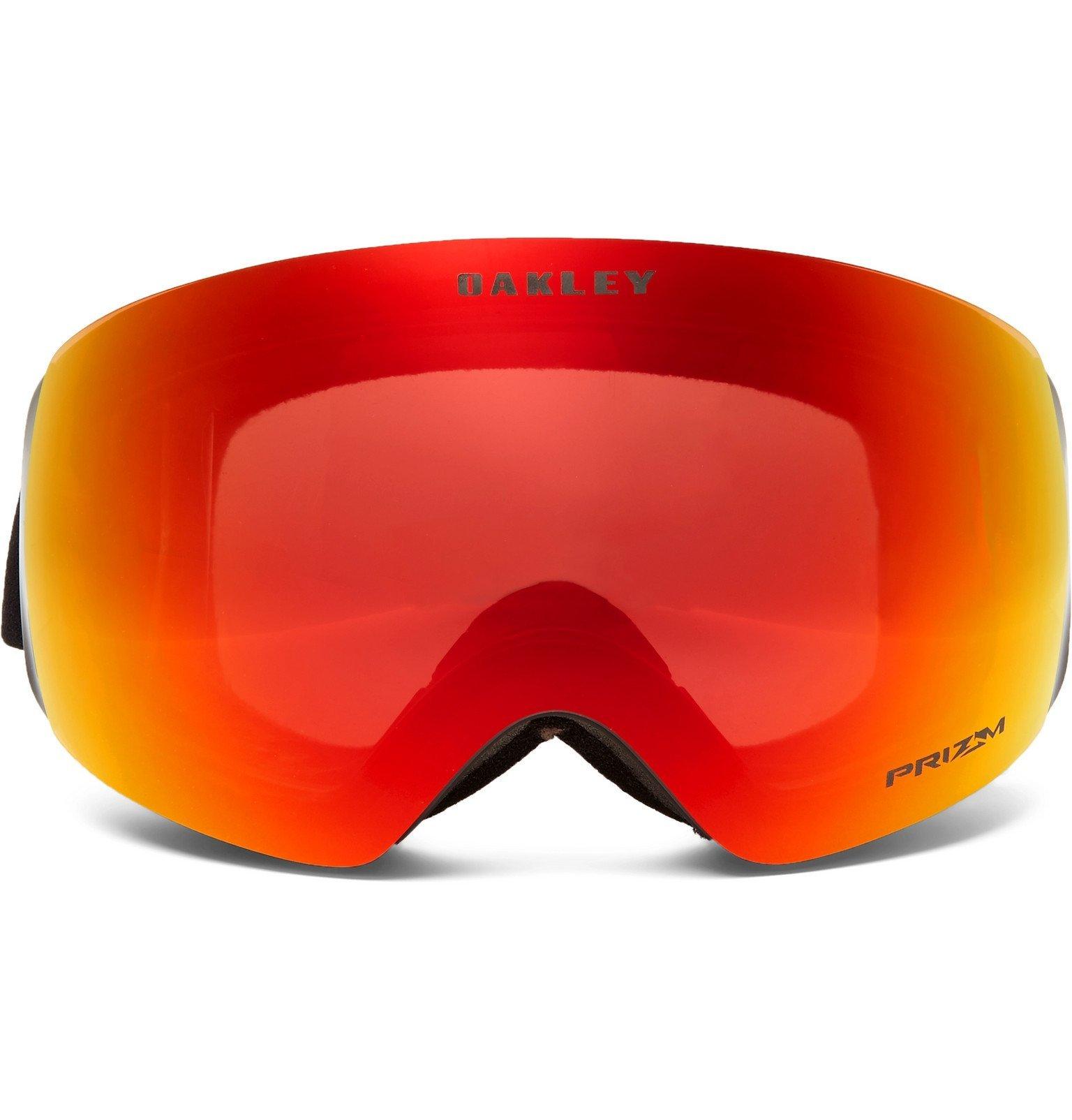 Photo: Oakley - Flight Deck XM Rimless Prizm Ski Goggles - Black