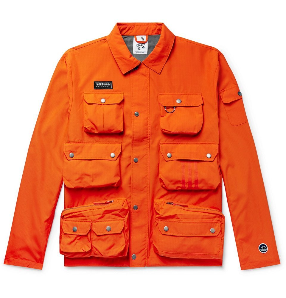 SPEZIAL Wardour Ripstop Field Jacket