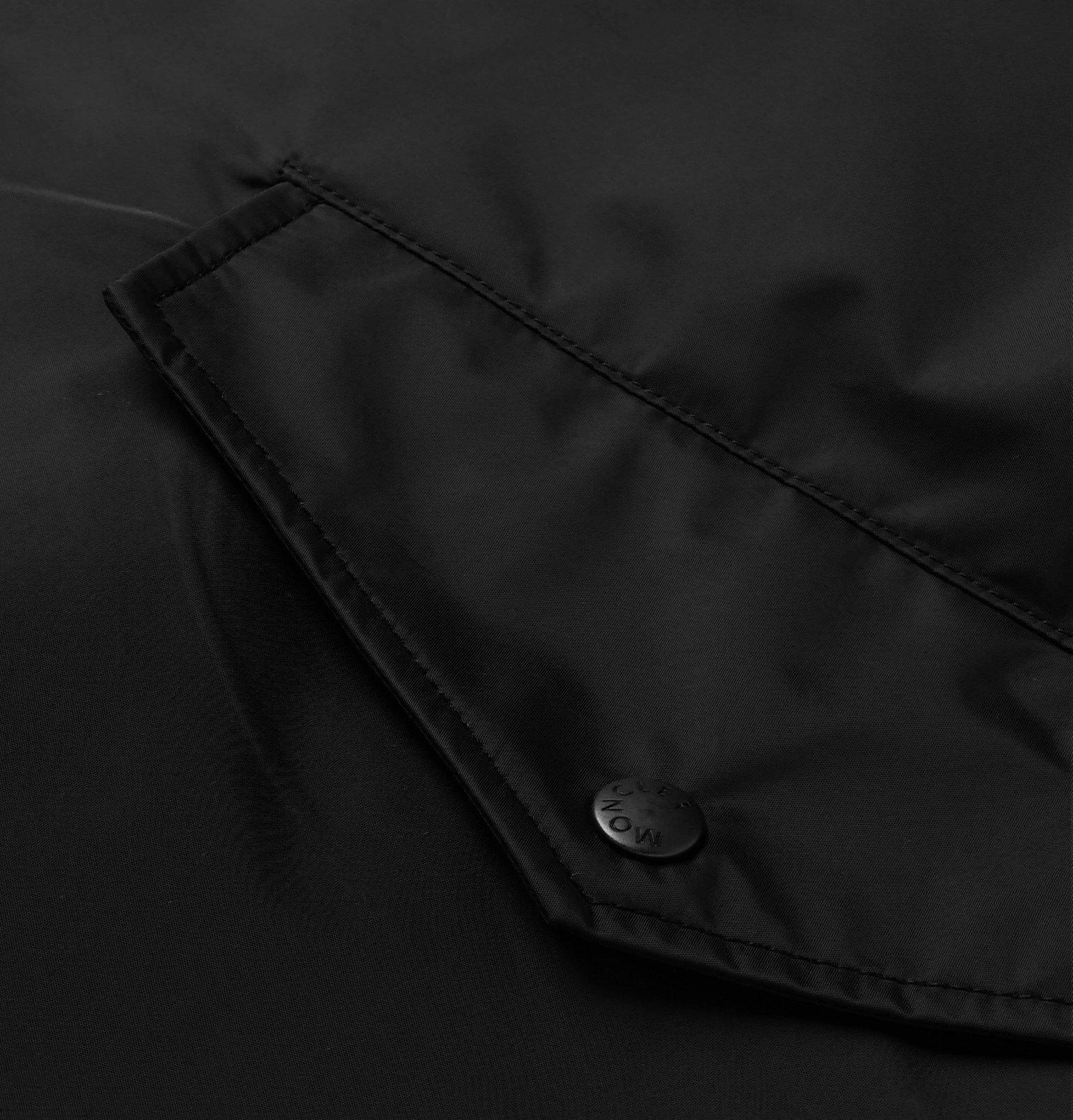 Moncler - Wimereux Shell Jacket - Black