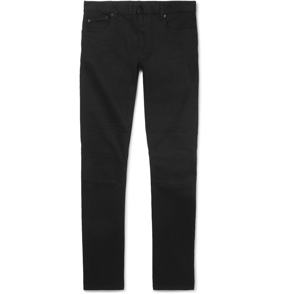 Photo: Belstaff - Tattenhall Skinny-Fit Stretch-Denim Jeans - Men - Black