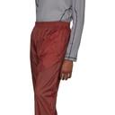 GmbH Red Nylon Track Pants