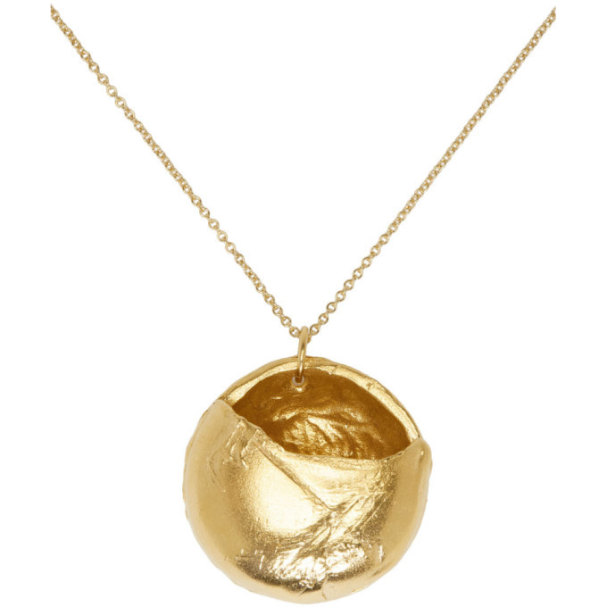 Alighieri Gold The Jaja Necklace