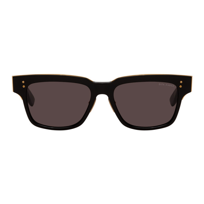 Photo: Dita Black Auder Sunglasses