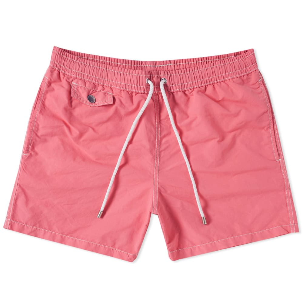 Photo: Hartford Boxer + Swim Short Pink