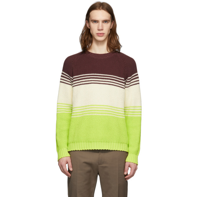 Photo: Wood Wood Multicolor Gunther Sweater