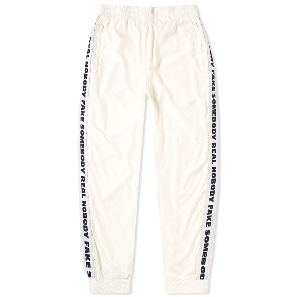 Wood Wood Robby Trouser White
