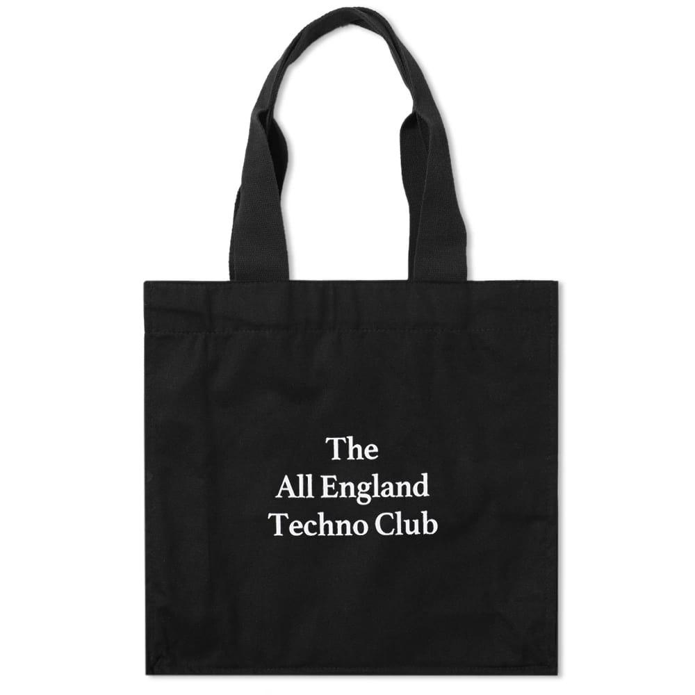 Photo: IDEA All England Techno Tote Bag