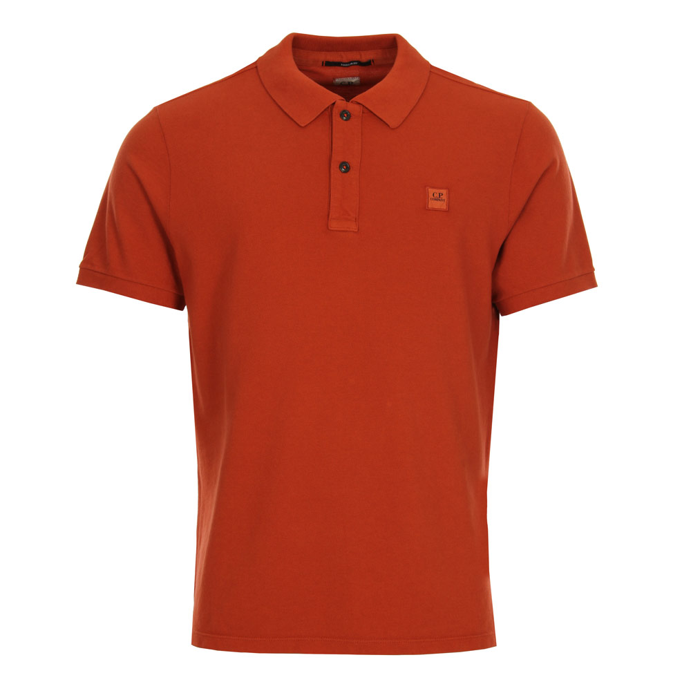 Polo - Burnt Orange