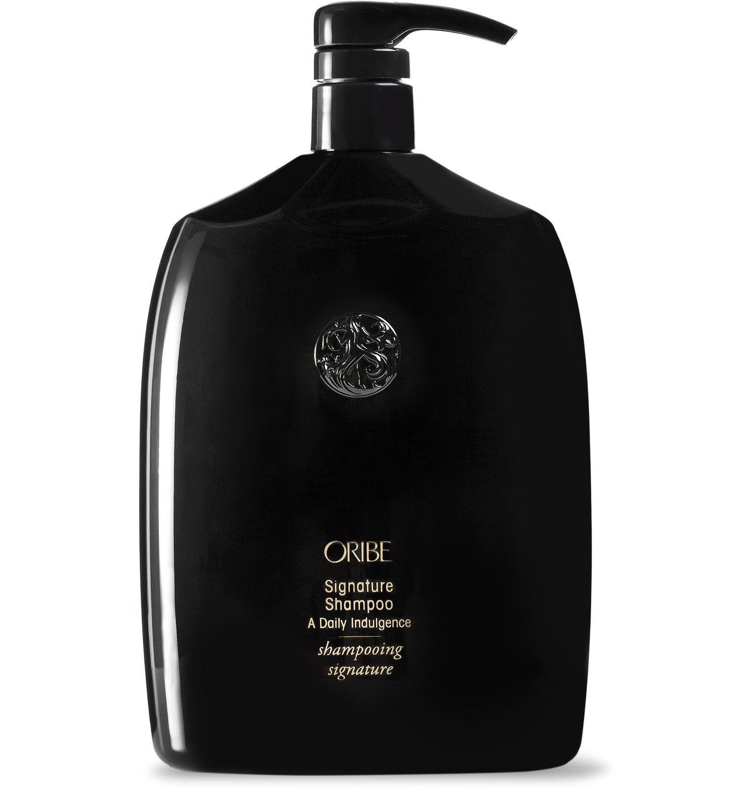 Photo: Oribe - Signature Shampoo, 1000ml - Colorless