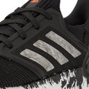 Adidas Sport - Ultraboost 20 Rubber-Trimmed PrimeKnit Running Sneakers - Black