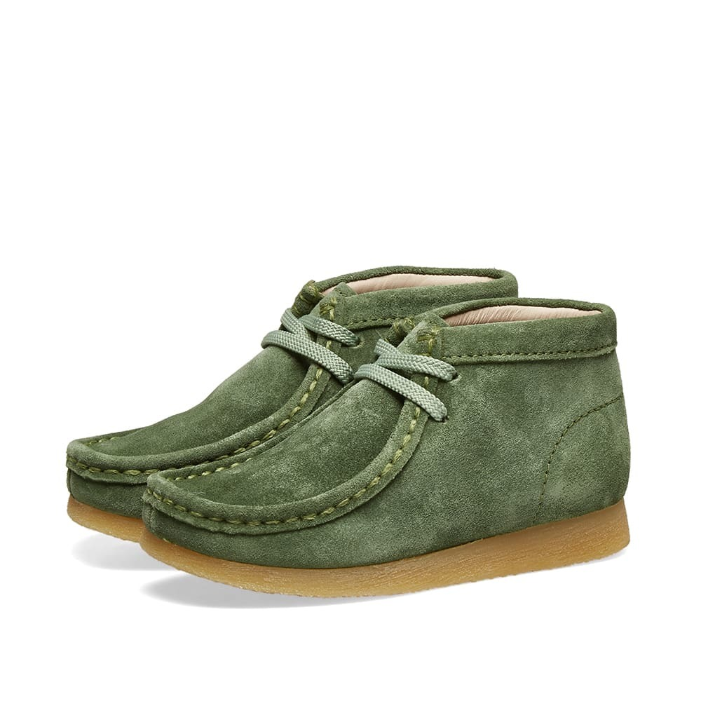 Photo: Clarks Originals Children's Wallabee Boot