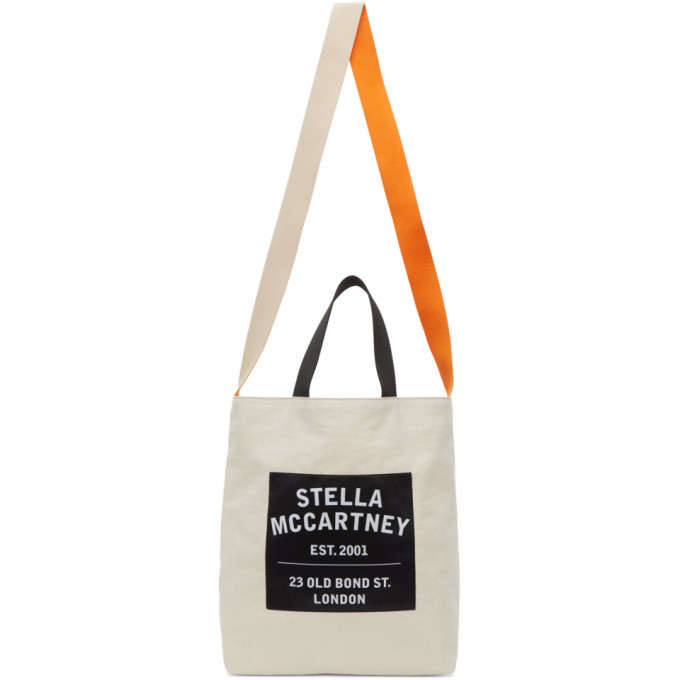 Stella McCartney Beige Medium 23 OBS Tote