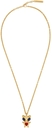 Jiwinaia SSENSE Exclusive Gold Hybrid Bear Necklace