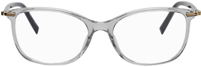 Photo: Givenchy Transparent & Tortoiseshell GV 0149 Glasses