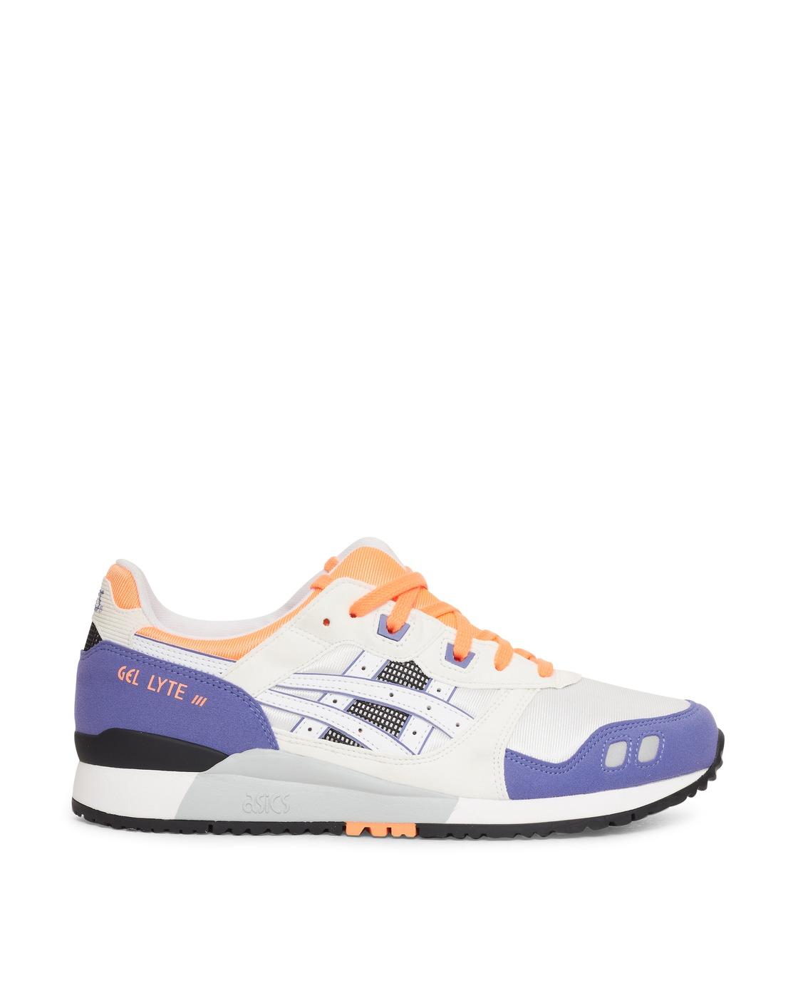 Asics Gel Lyte Iii Og Sneakers White/Orange