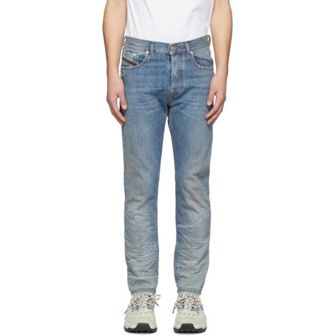 Photo: Diesel Blue Mharky Jeans