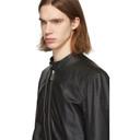 Belstaff Black Leather Arnos Cafe Jacket