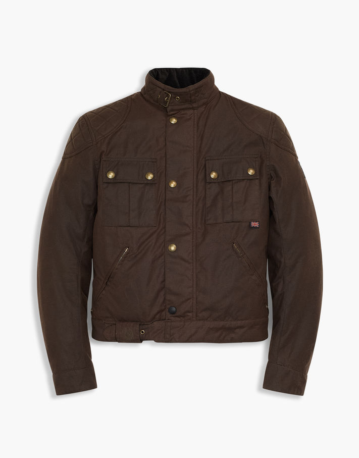 Belstaff Brooklands Blouson Black