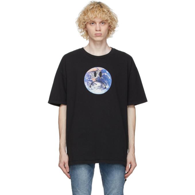 Ksubi Black Planet T-Shirt