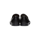 Dunhill Black Soft Chiltern Loafers