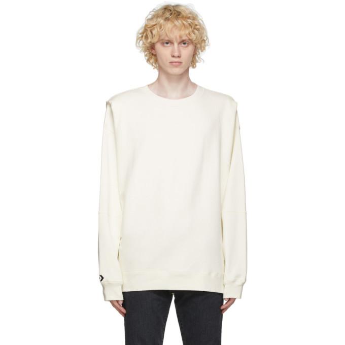 Photo: Converse Off-White Shapes Bubble Sweatshirt