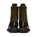 Belstaff Brown Trooper Boots