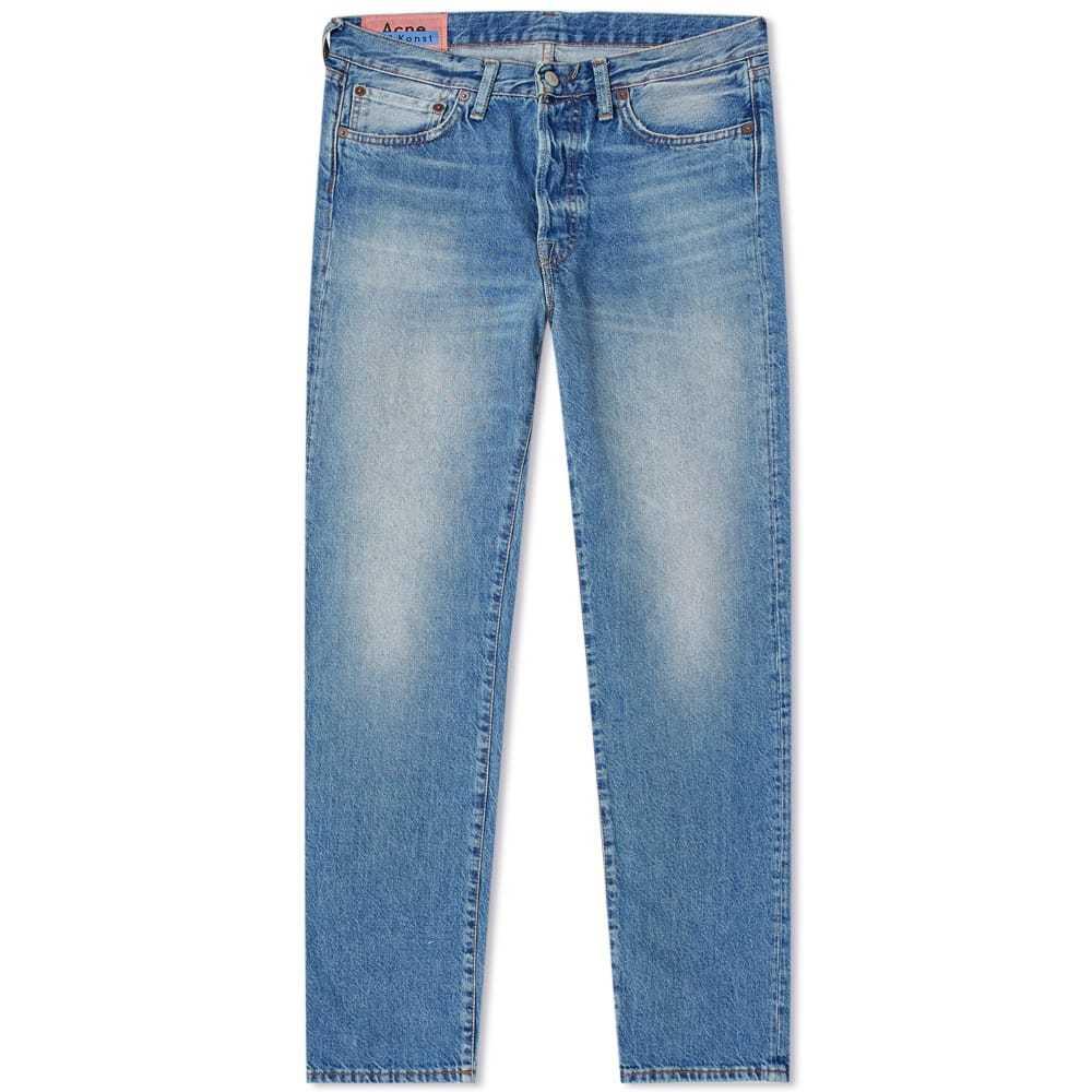 Photo: Acne Studios 1996 Trash Regular Fit Jean