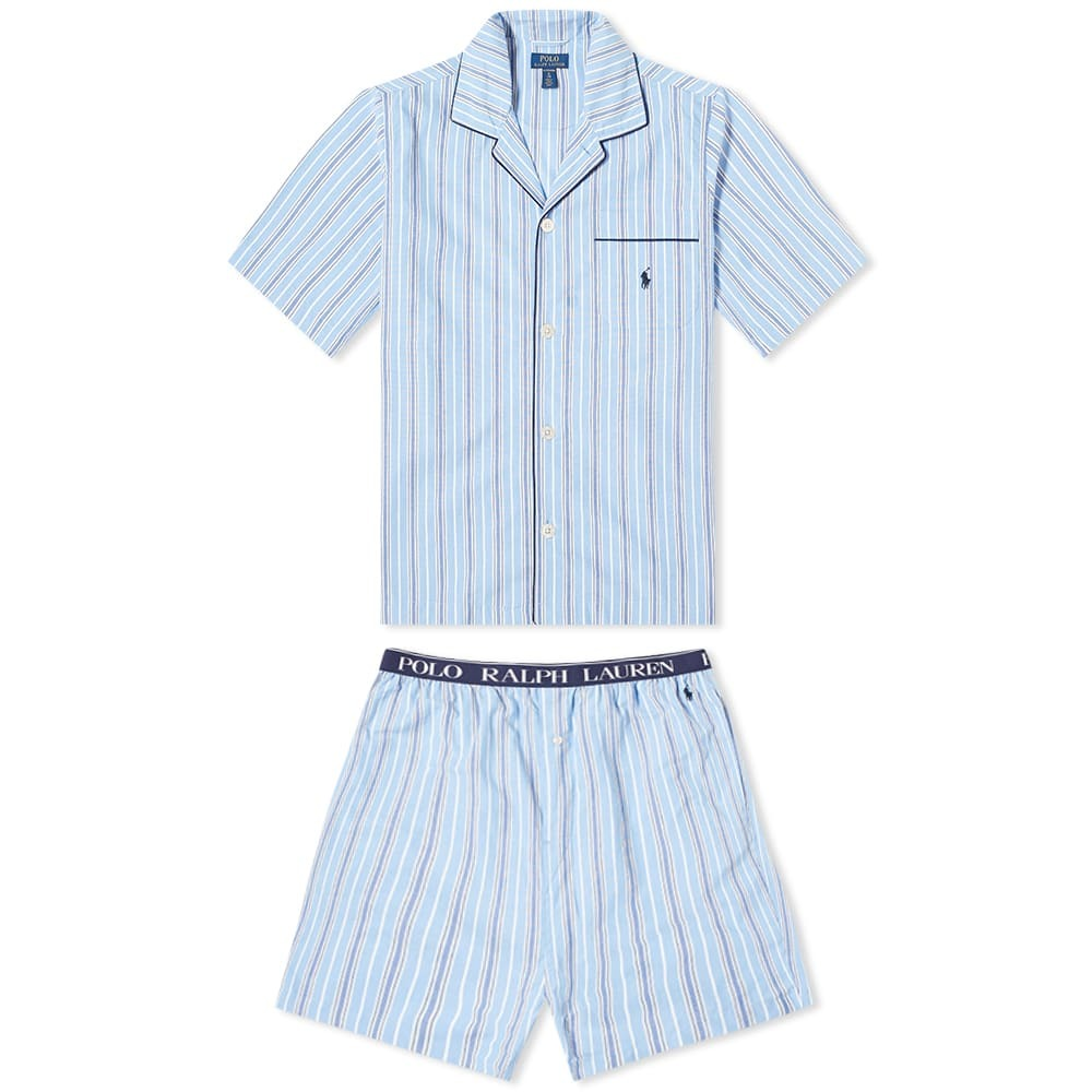 Photo: Polo Ralph Lauren Striped Pyjama Twinset