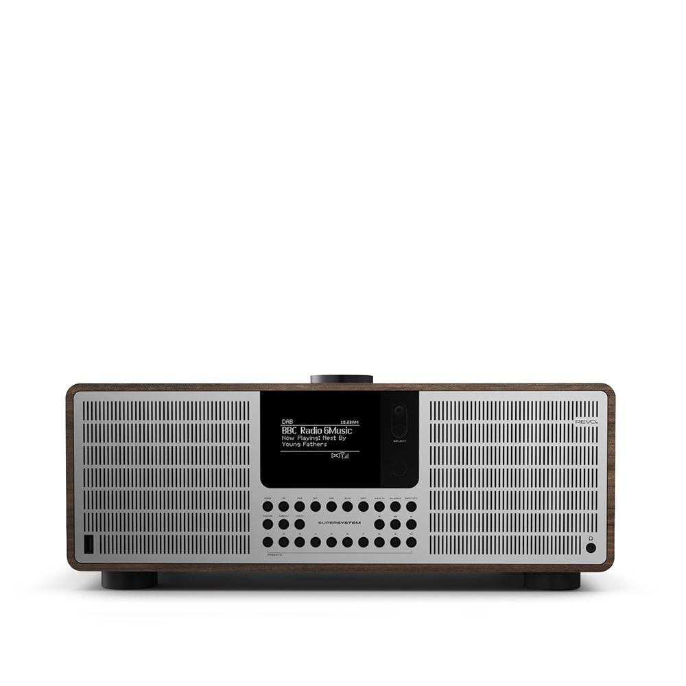 Photo: Revo Super System Stereo Network Player & DAB Radio