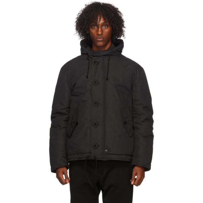 Photo: Junya Watanabe Black Weather Jacket