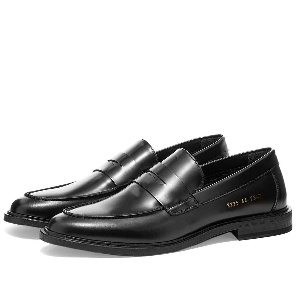 Photo: Common Projects Leather Loafer