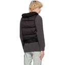 C.P. Company Black Down Cargo Vest