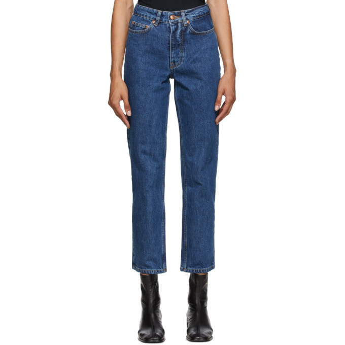 Photo: Won Hundred Blue Pearl Jeans